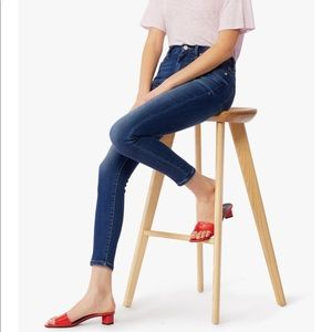 Habitual Cressa HighRise Ankle Skinny Jeans 25 NWT